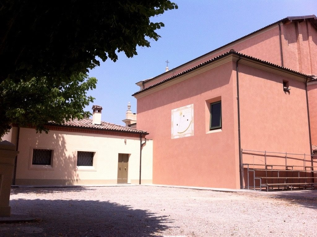 Restauro santuario s clelia barbieri red art - Prospetti esterni ...