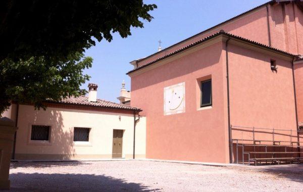 Restauro del Santuario 'Oratorio di San Giuseppe' dedicato a Santa Clelia Barbieri