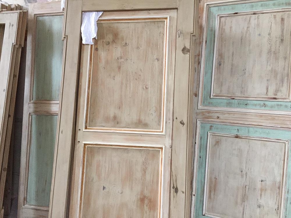 Decorazione del legno a bologna
